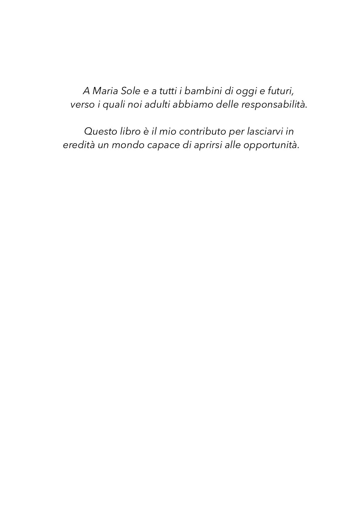 INDICE LIBRO LA TERZA RIVOLUZIONE FEMMINILE 3